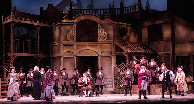 The Barber of Seville, Sacramento Opera